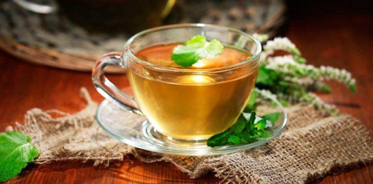 Чай для похудения и очистки от шлаков с имбирем, крушиной и сенной
