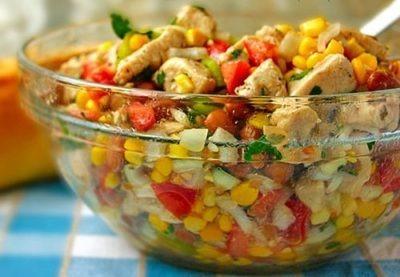 Овощное рагу рецепт для лета