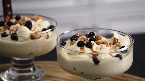 йогуртовое низкокалорийное мороженое для похудения