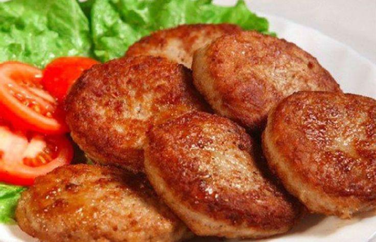 Диетические мясные котлеты, быстрые рецепты для всей семьи