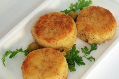 Рецепт овощных котлет с тыквой и картошкой