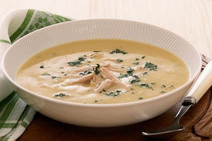 рыбный суп-пюре для диеты