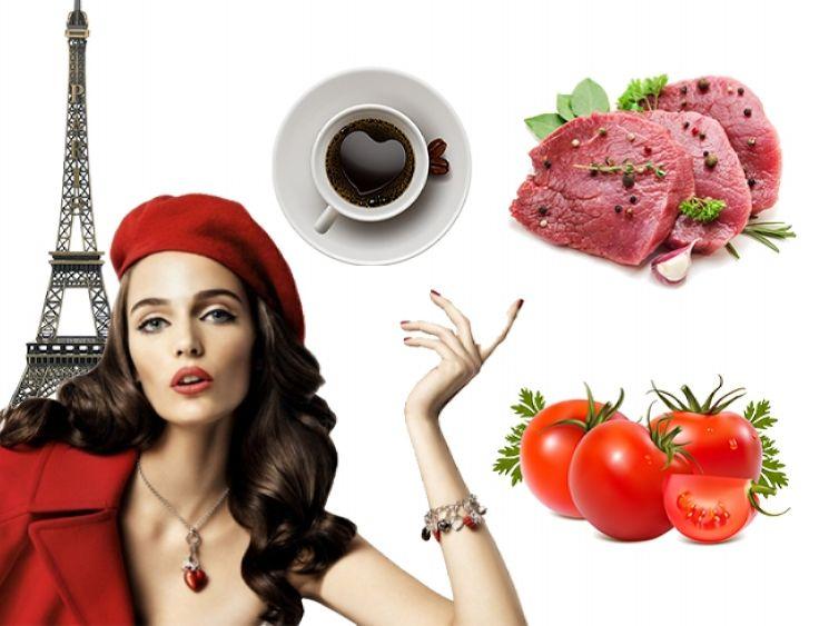 Что едят француженки на диете