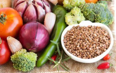 Гречка и овощи диета для похудения