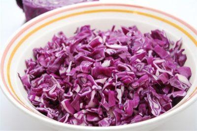 Красный салат из меню французской диеты на 14 и 7 дней