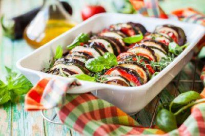 Рататуй в духовке по рецепту француженки