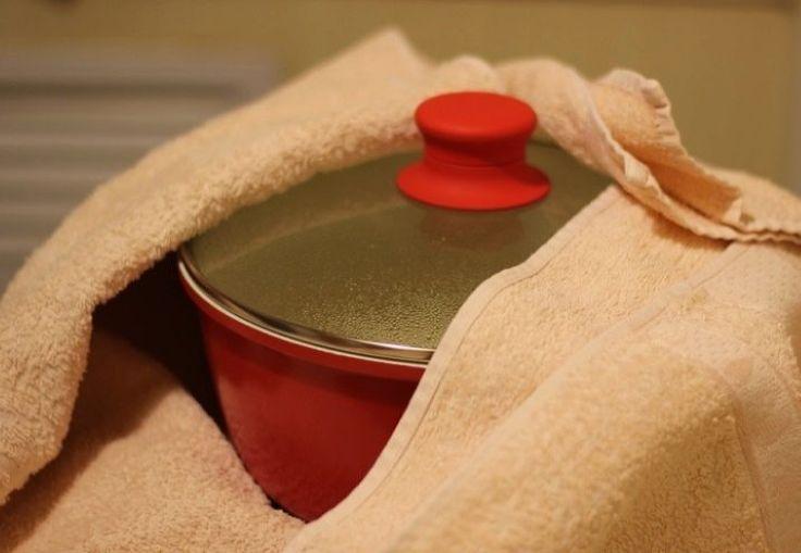 Приготовление гречки для диеты запариванием