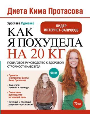Результат диеты Протасова по отзывам за 5 недель