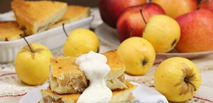 Диетические рецепты яблочных десертов