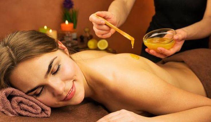 Медовый массаж делать правильно с медом