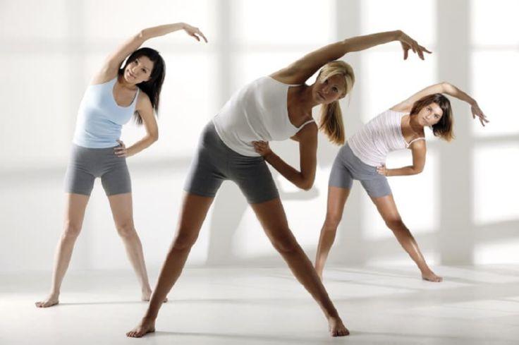 Наклоны для похудения уберут жир с живота, боков и талии за 30 дней