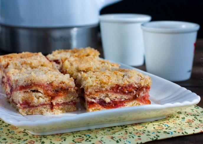 Яблочный диетический десерт насыпной