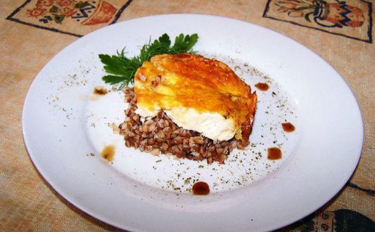 Куриная запеканка с гречкой рецепт