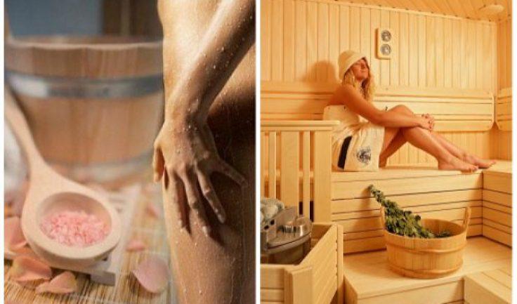 как делать обертывание в бане и сауне