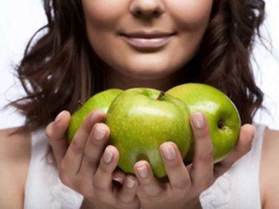 Польза разгрузочных дней на яблоках