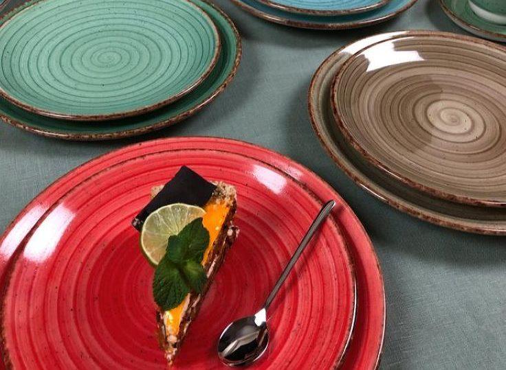 тарелки для похудения 4 правила
