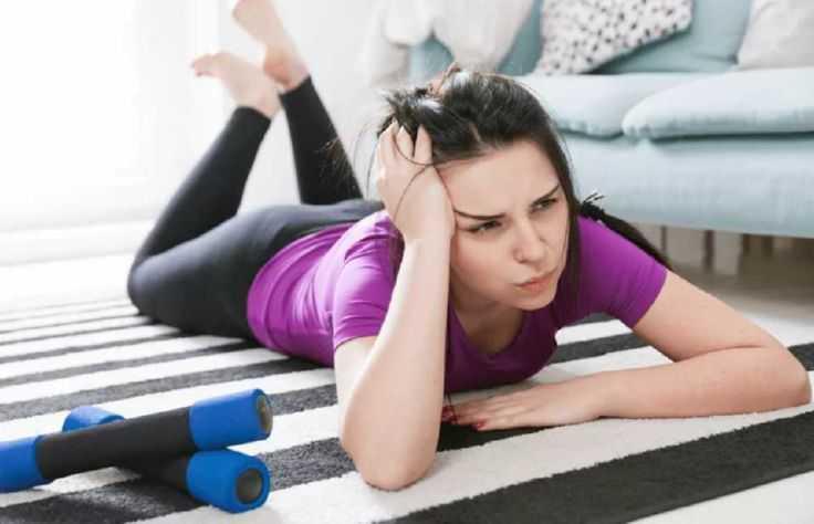 Как похудеть без физических упражнений и таблеток
