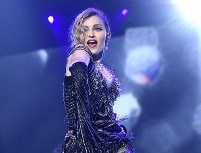 Звезда Мадонна худеет на кремлевской диете