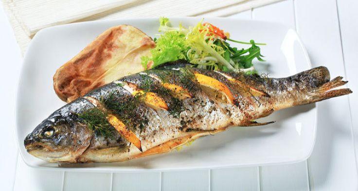 Блюдо для кремлевки рыба в духовке