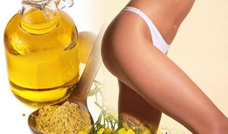 Обертывания с горчицей для похудения