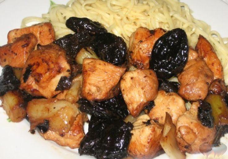 Рецепт средиземноморской диеты с курицей