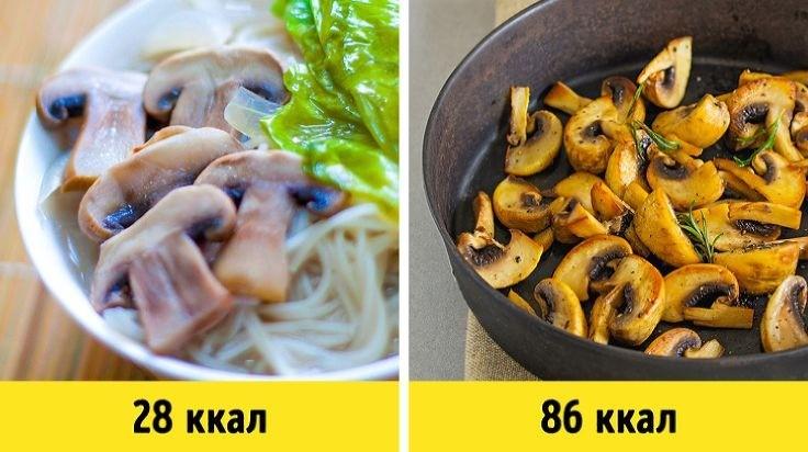 Чтобы быстро похудеть после праздников, следи за калорийностью еды