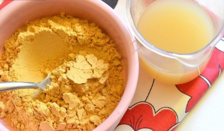 Рецепт горчицы с медом для обертывания