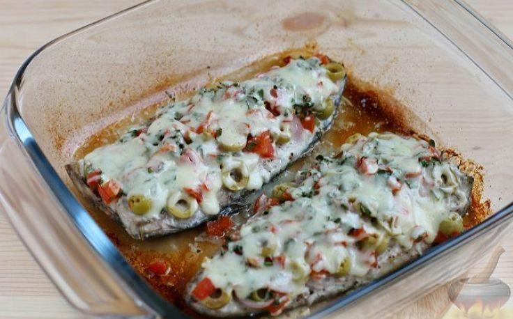 Рецепт средиземноморской диеты долгожителей с рыбой