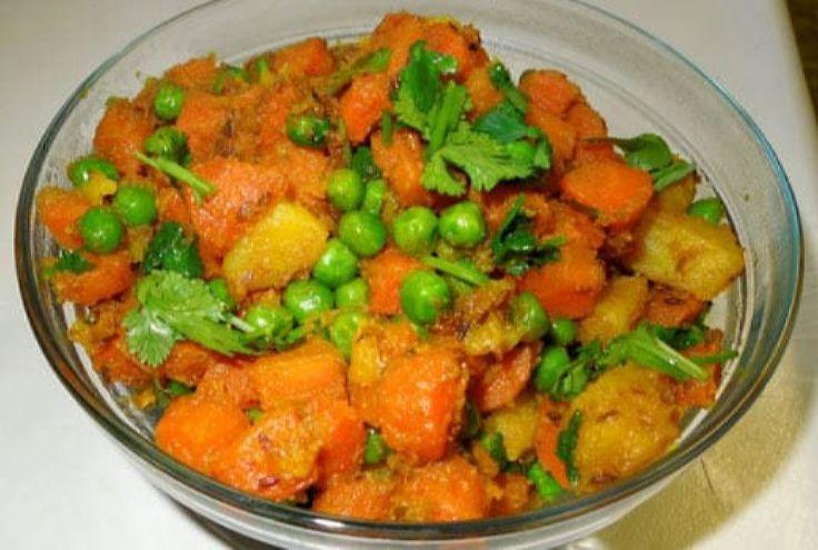 Блюдо для диеты индийских красавиц