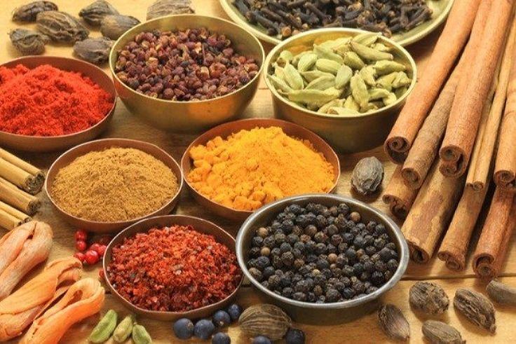 Рецепты со специями для диеты индийских красавиц