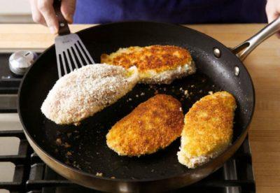 Как приготовить рыбные котлеты на сковороде