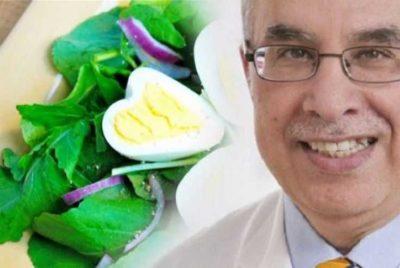 Белковая диета Усама Хамдий белковая