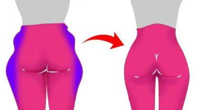 как похудели бедра после упражнений