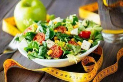 диетические салаты с рецептами