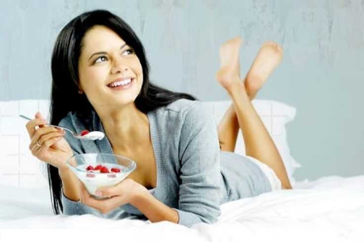 Йогуртовая диета для похудения на 10 кг