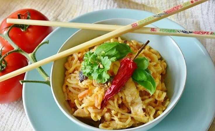 Китайская диета, меню