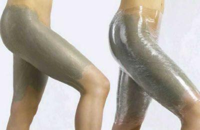 Антицеллюлитное обертывание с глиной