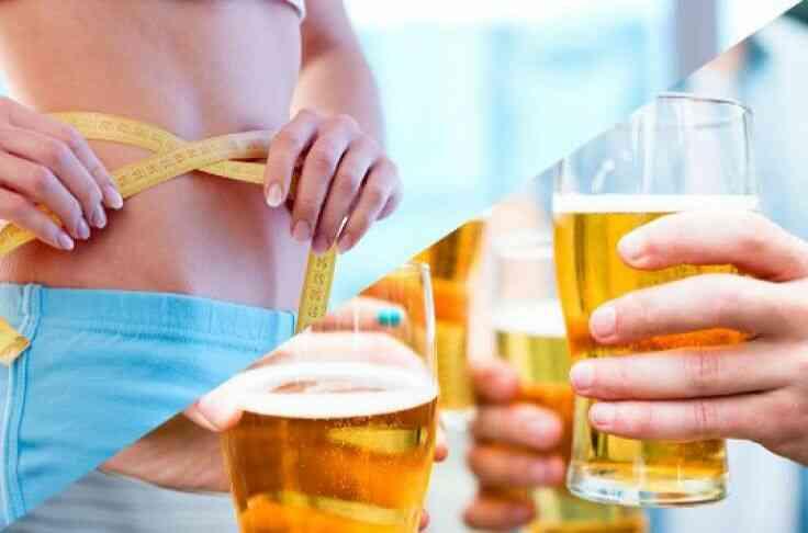 Диета на пиве результаты