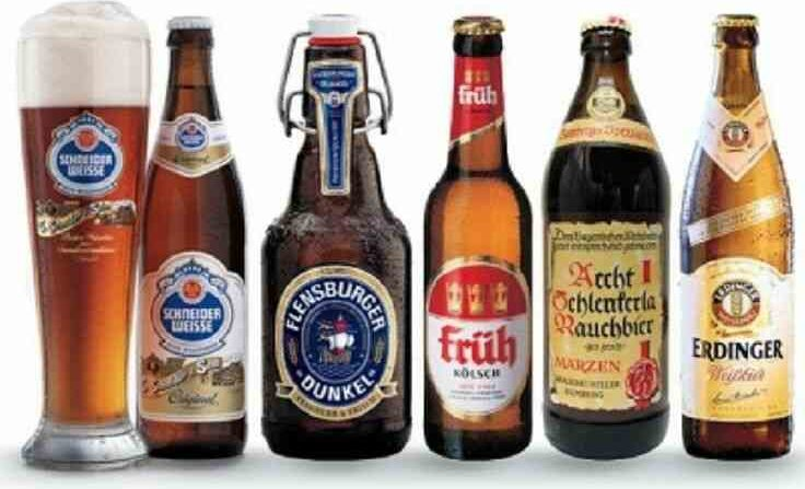Марки пива для алкогольной диеты