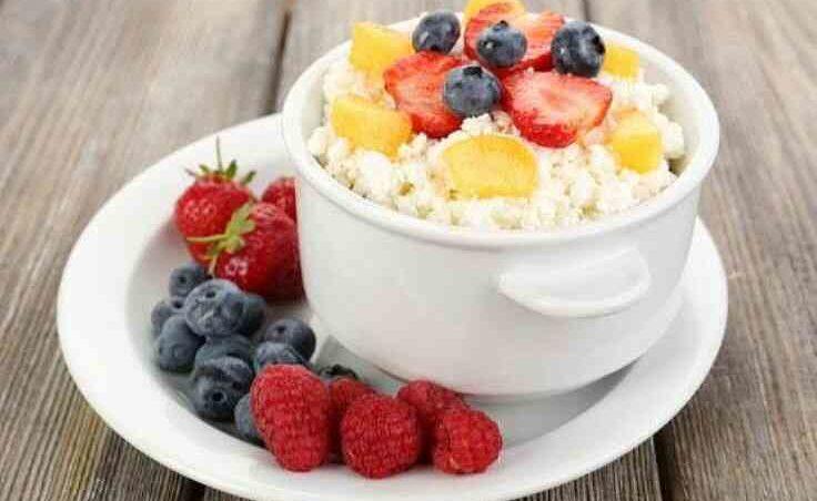 Разгрузочный день для похудения на твороге, фруктах, ягодах