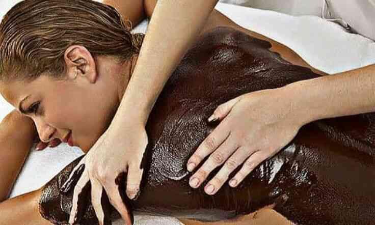 Польза шоколадного обертывания для тела