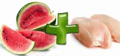 Арбузная диета для похудения на 7 дней