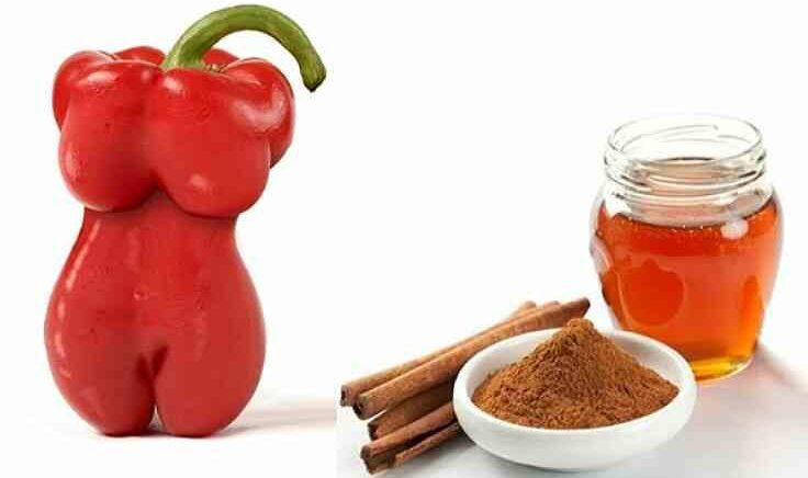 Рецепты перцового обертывания