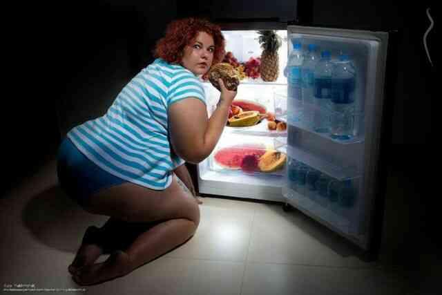 Ночные перекусы для похудения