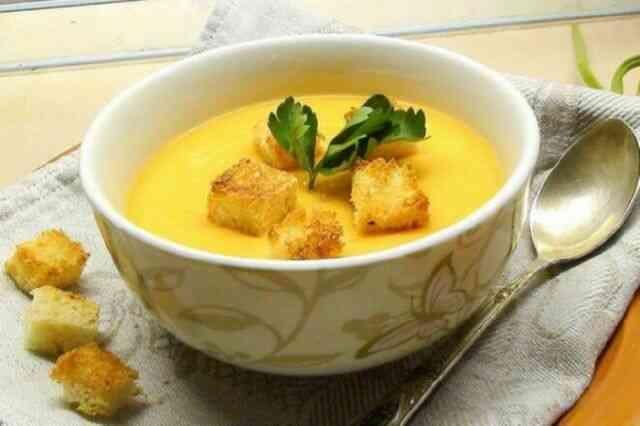 Гороховый суп-пюре рецепт