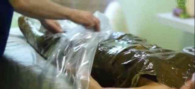 Как делать водорослевое обертывание