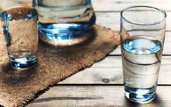 Вода для разгрузочного дня