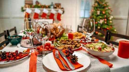 Жиросжигающие блюда для праздничного стола