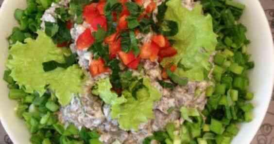 Овощное блюдо с баклажанами