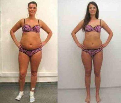 Диета лесенка отзыв с фото до и после